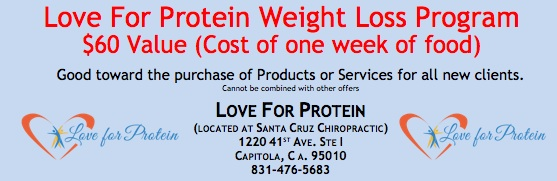 Love for Protien Weightloss Coupon